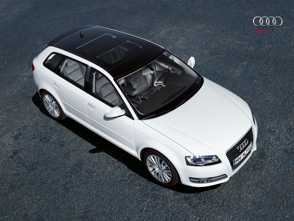 Audi A3 Sportback (2011)