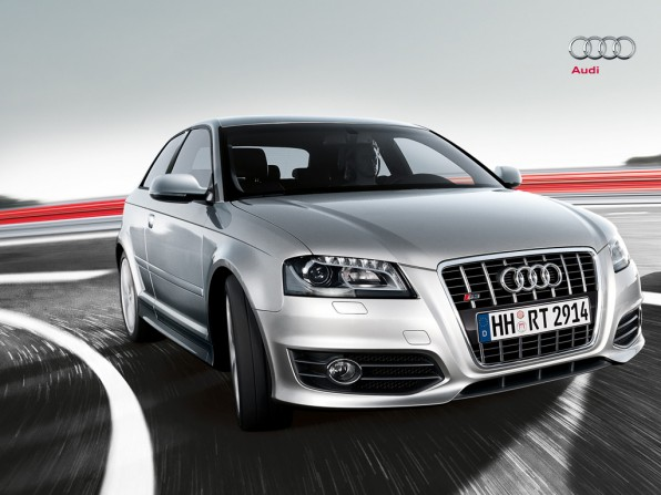Audi S3 Sportback (2011)