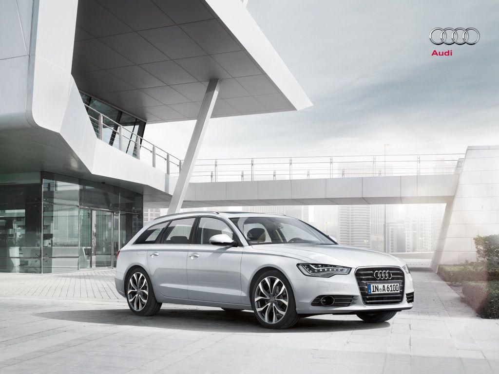 Audi A6 Avant (2011)