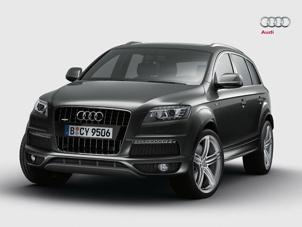 Audi Q7 (2011)