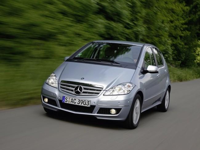 Mercedes-Benz A 180 LPG