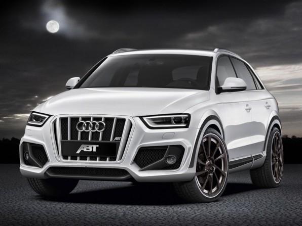 ABT Q3: Tuning für das neue SUV auf Basis des Audi Q3