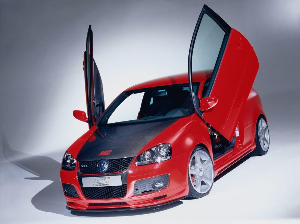 ABT feiert 35 Jahre VW GTI: Preisnachlass von 35 Prozent