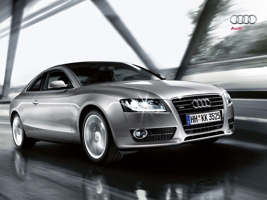 Audi A5 Coupe (2011)