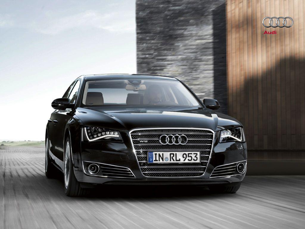 Audi A8 L W12 (2011)