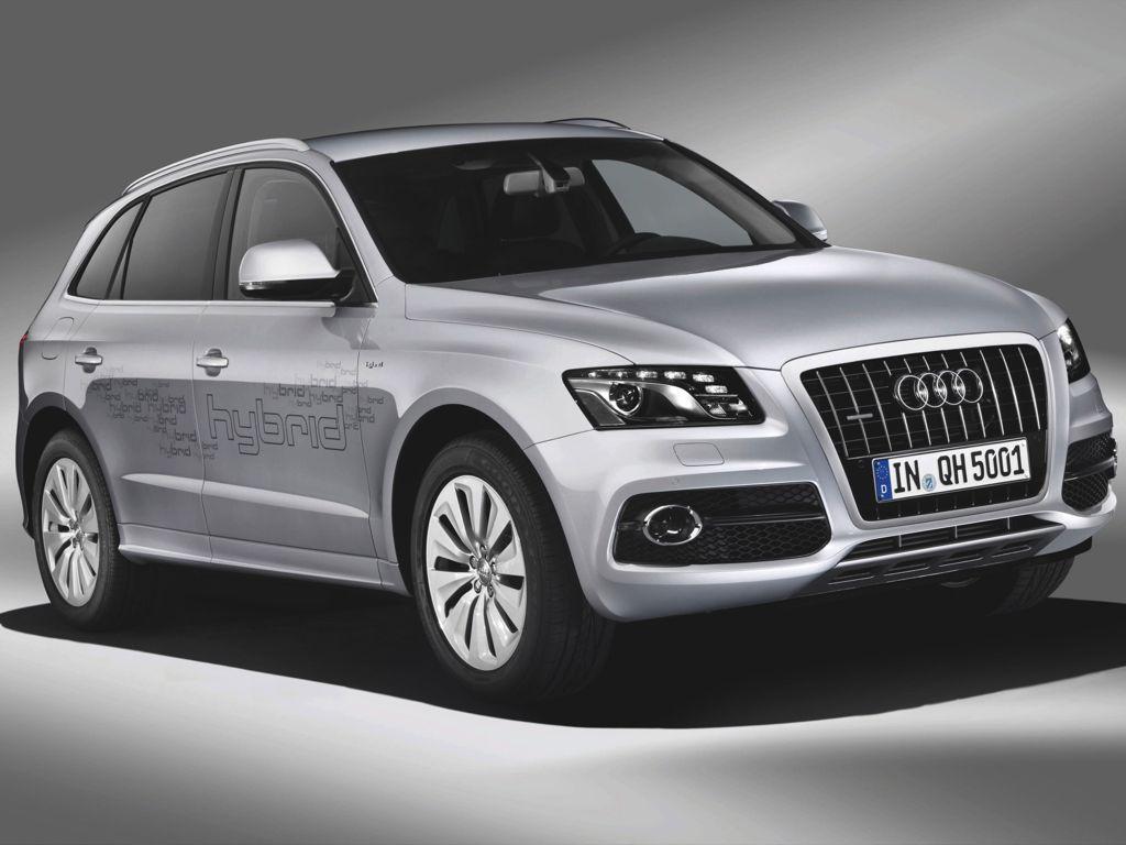 Audi Q5 hybrid quattro (2011)