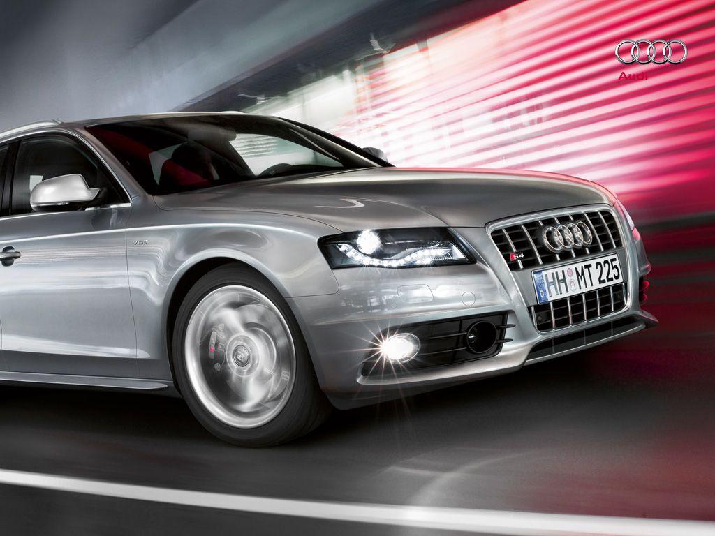 Audi S4 Avant (2011)