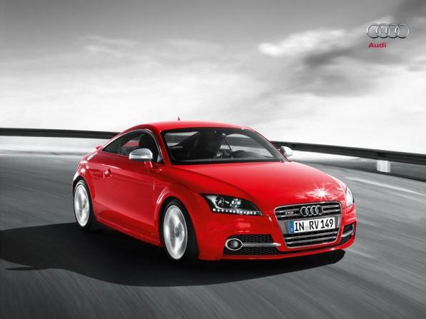 Audi TTS Coupe (2011)