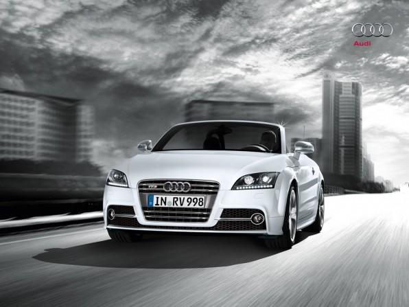 Audi TTS Roadster (2011)