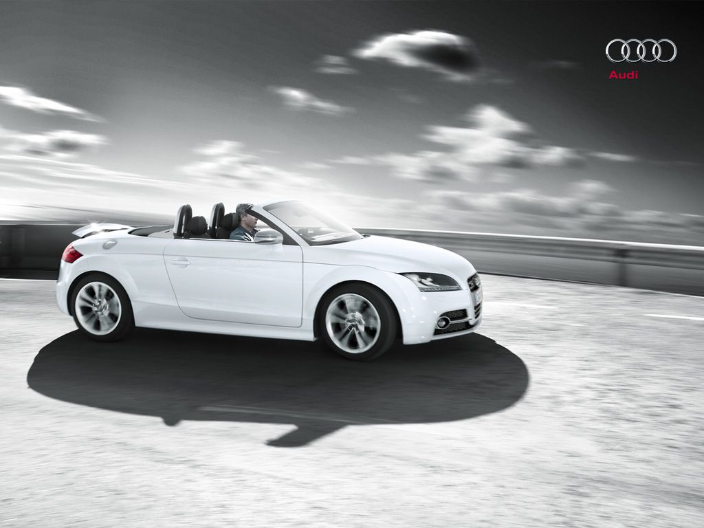 audi tts roadster mj 2011 img 14 - BMW Vision Efficient Dynamics (2010)