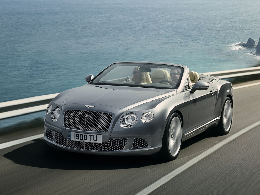 IAA 2011: Neuer Bentley Continental GTC