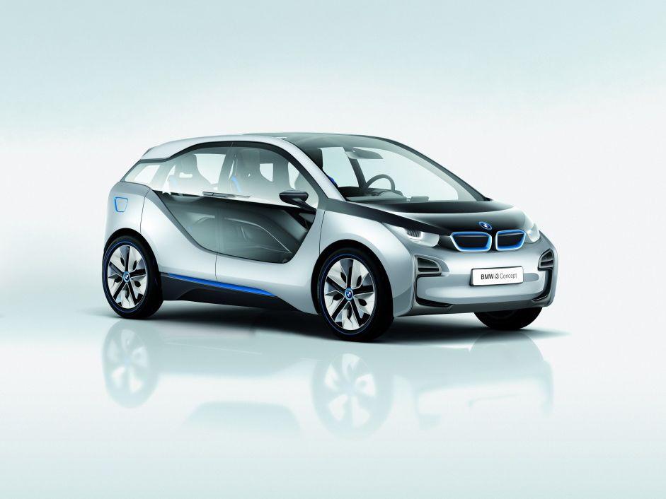 bmw i3 und bmw i8 iaa 2011 img 51 - BMW i: Bilder vom Elektroauto BMW i3 und Plugin-Hybrid BMWi8