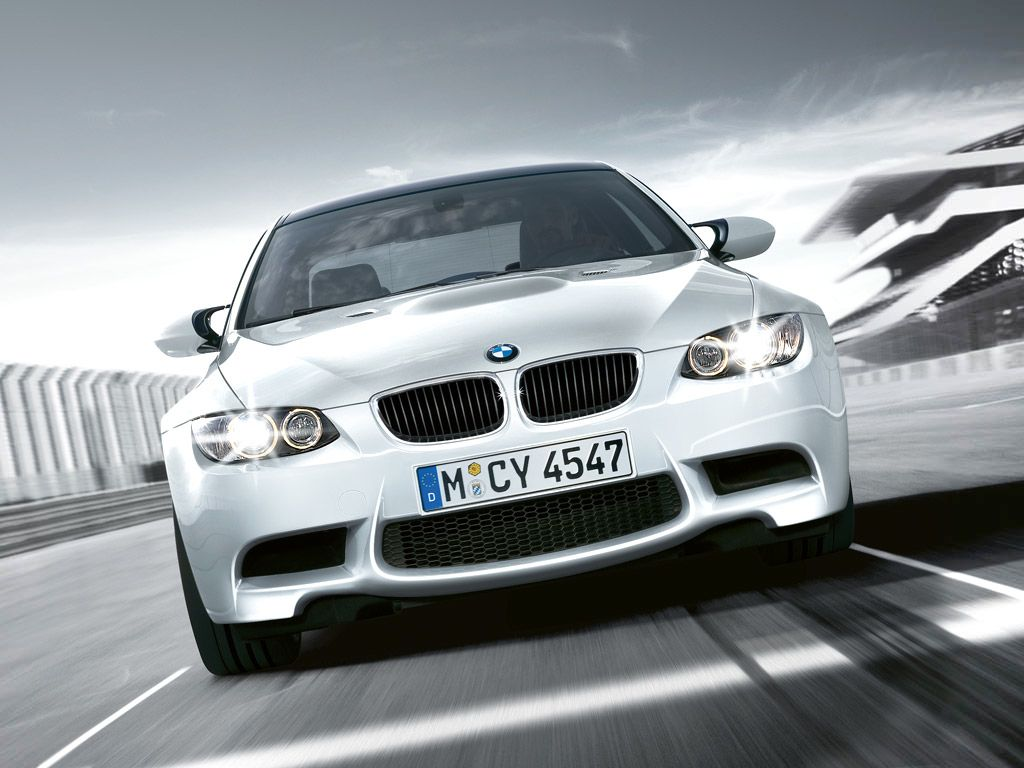 BMW M3 Coupe (2011)