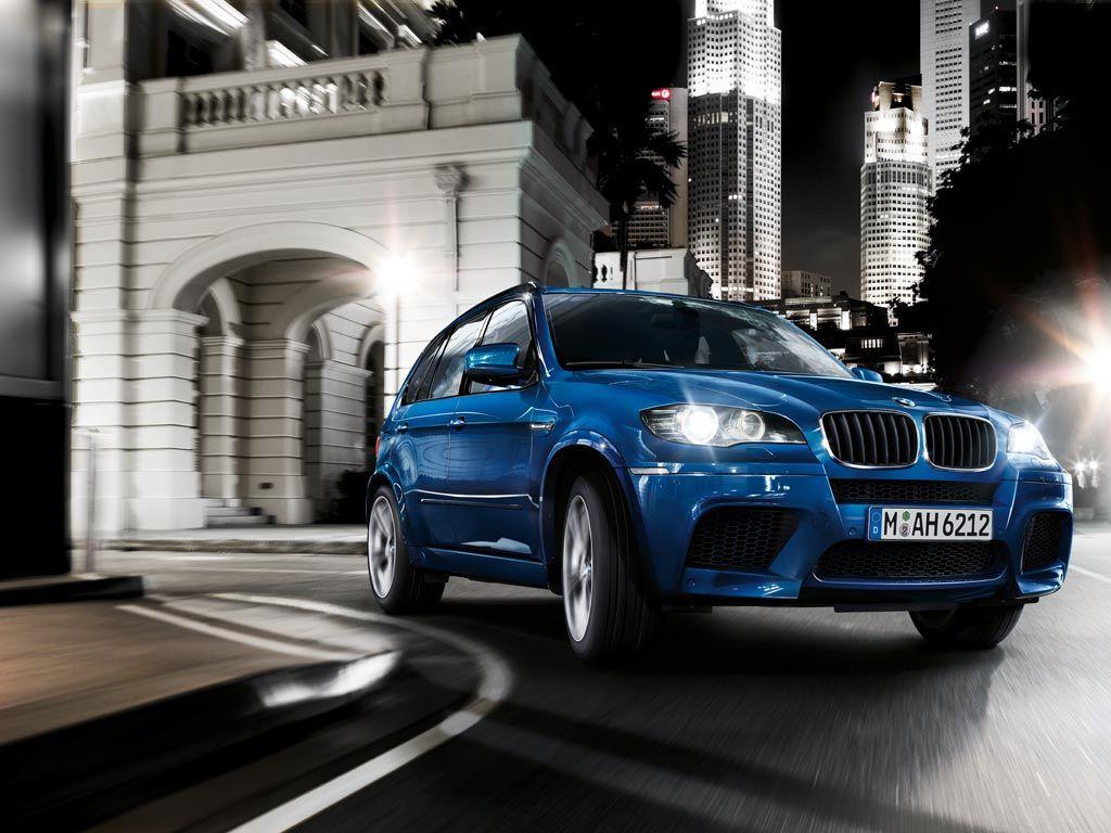 BMW X5 M (2011)