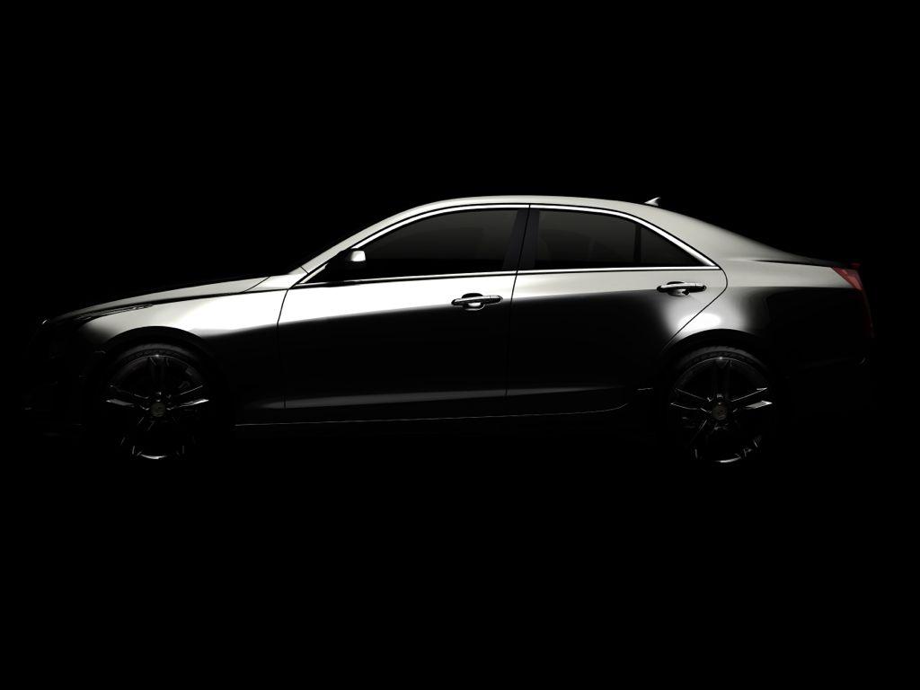 Cadillac ATS: Neues Modell ab 2012