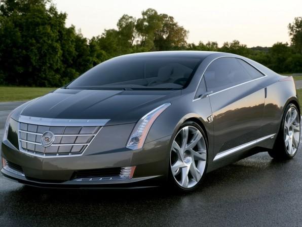 Cadillac ELR: Elektroauto mit Range Extender