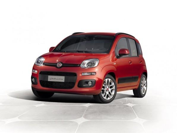 IAA 2011: Neuer Fiat Panda, Freemont AWD und Punto Facelift