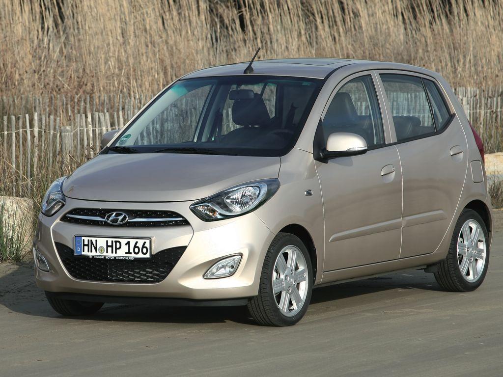 Hyundai i10 LPG (2010)