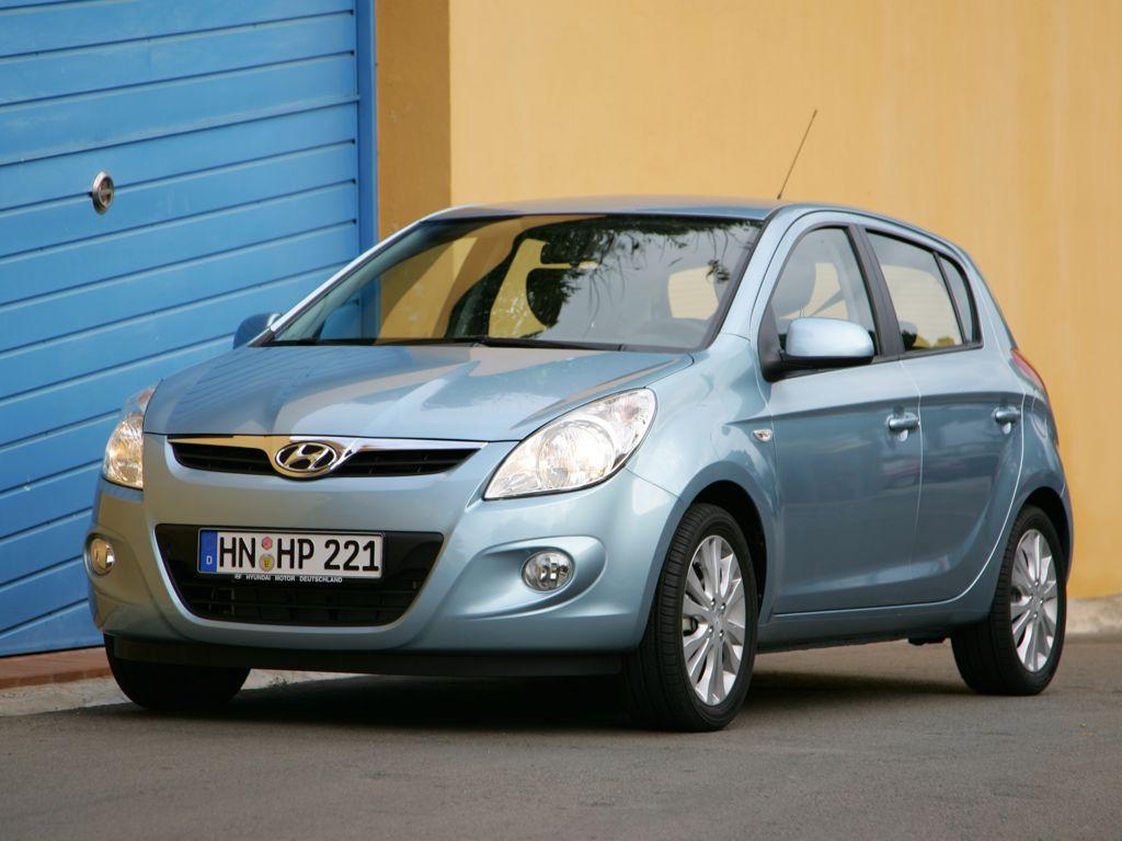 Hyundai i20 LPG (2010)