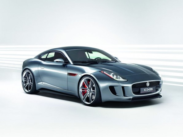 IAA 2011: Jaguar C-X16 Weltpremiere