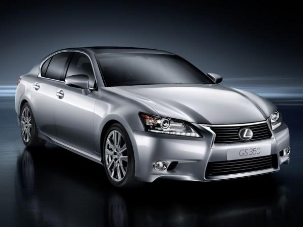 IAA 2011:  Lexus GS als Neuauflage