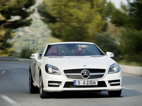 Mercedes SLK 250 CDI: Preis 41.000 Euro