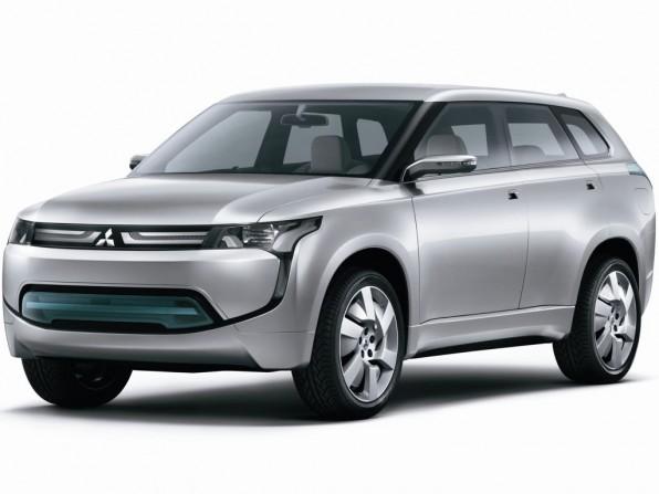 IAA 2011:  Mitsubishi zeigt Prototyp Concept PX-MiEV