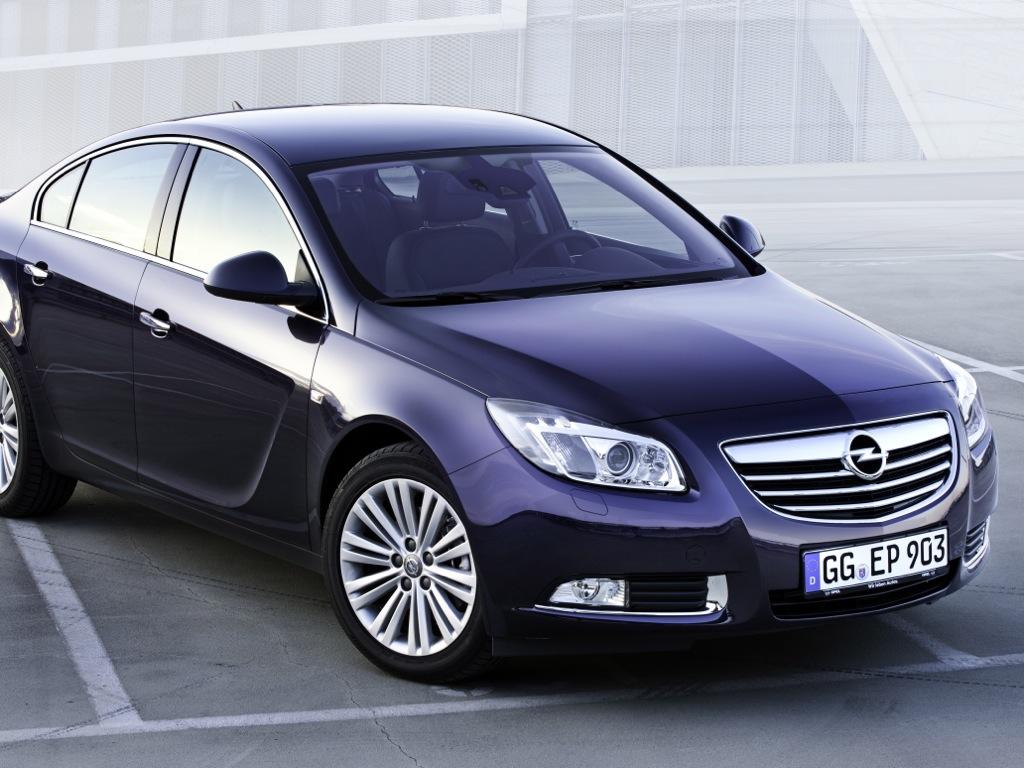 Neue Motoren für den Opel Insignia