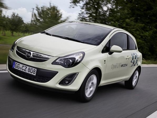 IAA 2011: Opel mit vier Premieren in Frankfurt