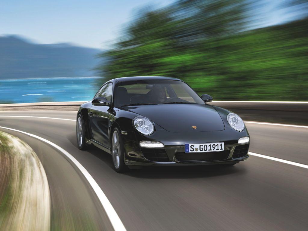 Porsche 911 Black Edition (2011)