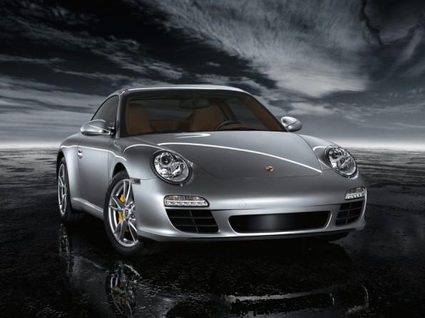 Porsche 911 Carrera (2011)