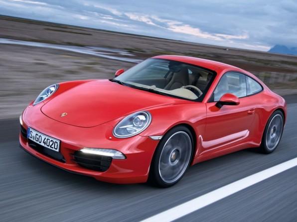 porsche 911 carrera mj 2012 img 011 596x447 - IAA 2011: Bilder vom neuen Porsche 911 Carrera
