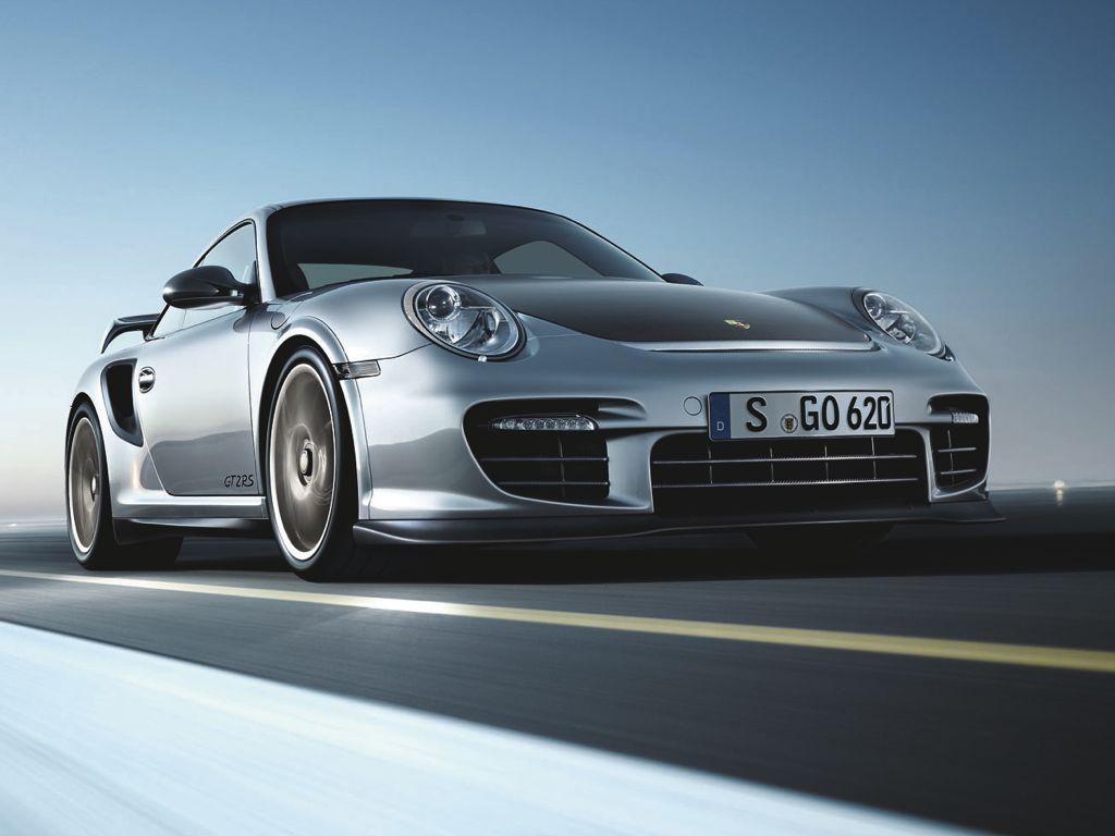 Porsche 911 GT2 RS (2011)