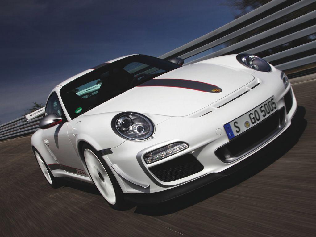 Porsche 911 GT3 RS 4.0 (2011)