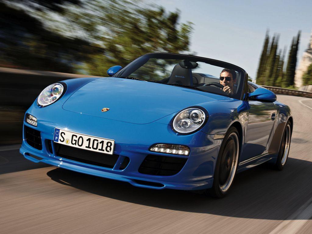 Porsche 911 Speedster (2011)