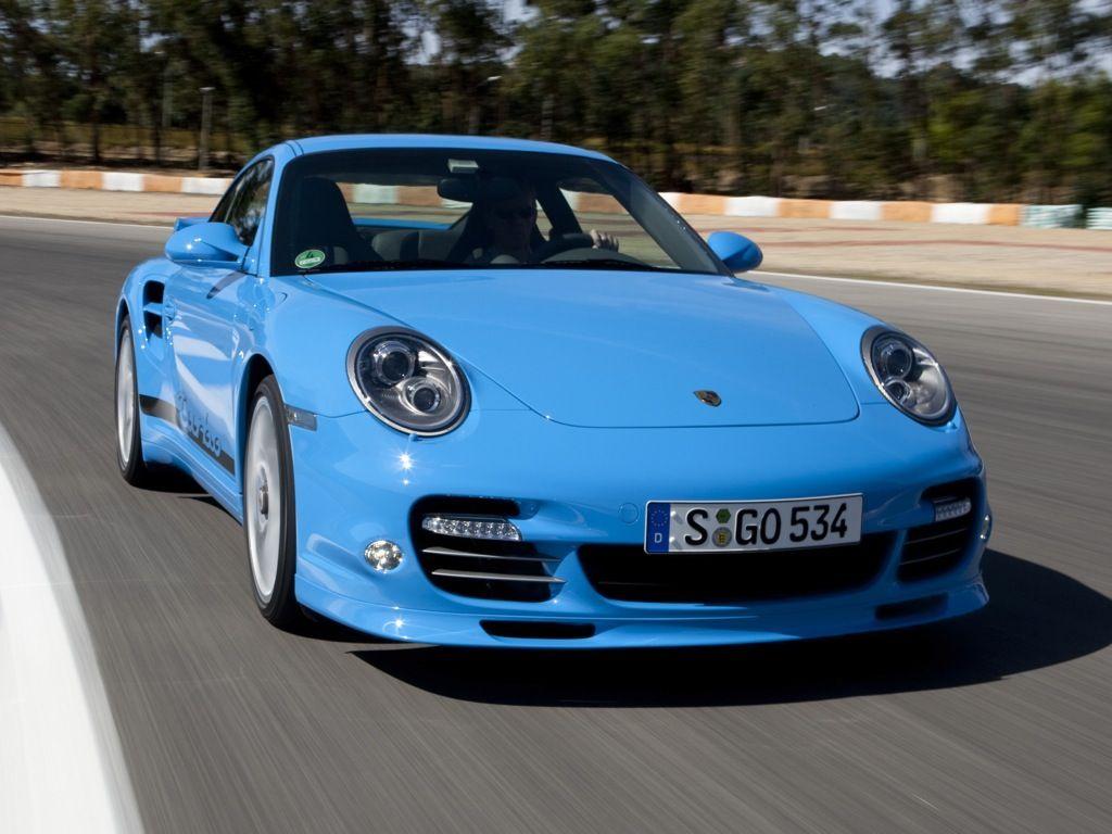 Porsche 911 Turbo (2011)