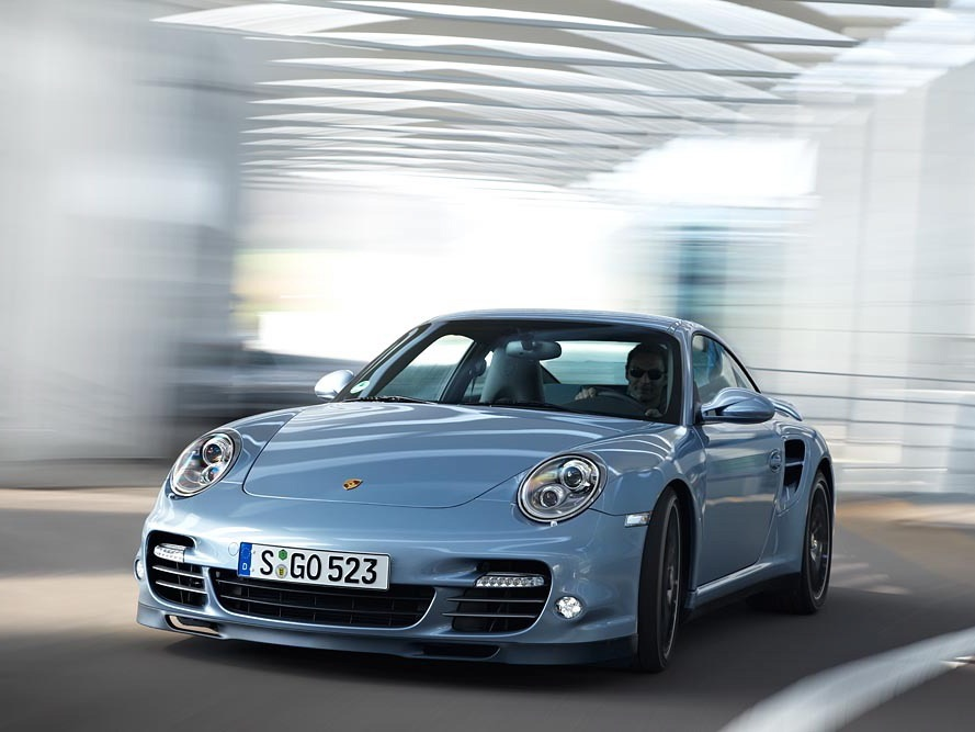 Porsche 911 Turbo S Coupe (2011)