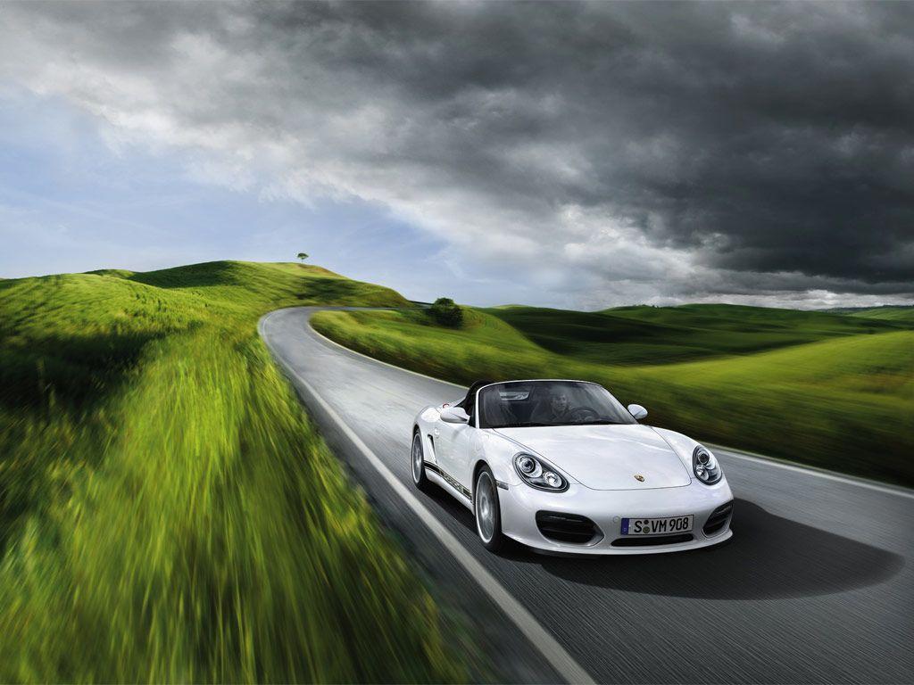Porsche Boxster Spyder (2011)