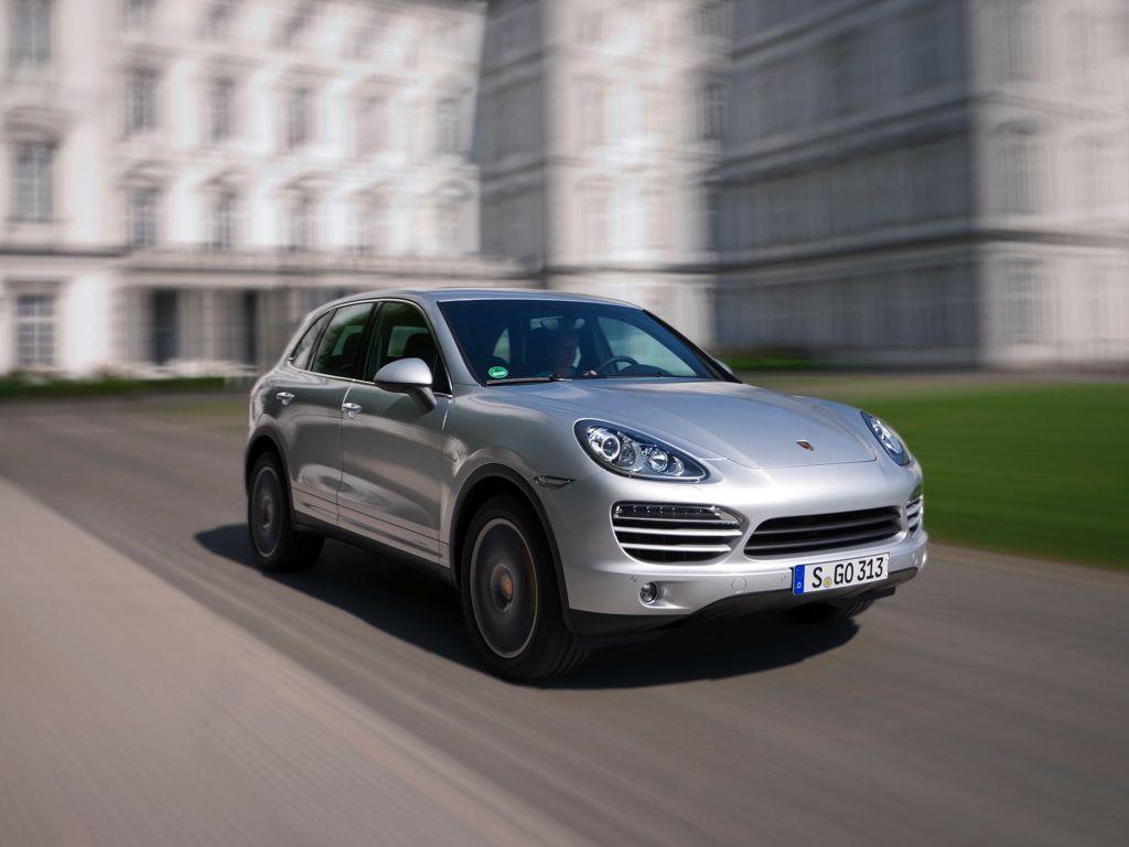 porsche cayenne diesel mj2011 01 - Hybrid- und Erdgasautos sind der erste Schritt zur Emissionslosigkeit