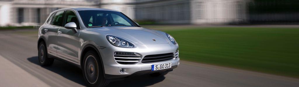 porsche cayenne diesel mj2011 teaser 1 - X-Prize 2010 - 3. Platz für das Elektroauto TW4XP aus Hessen