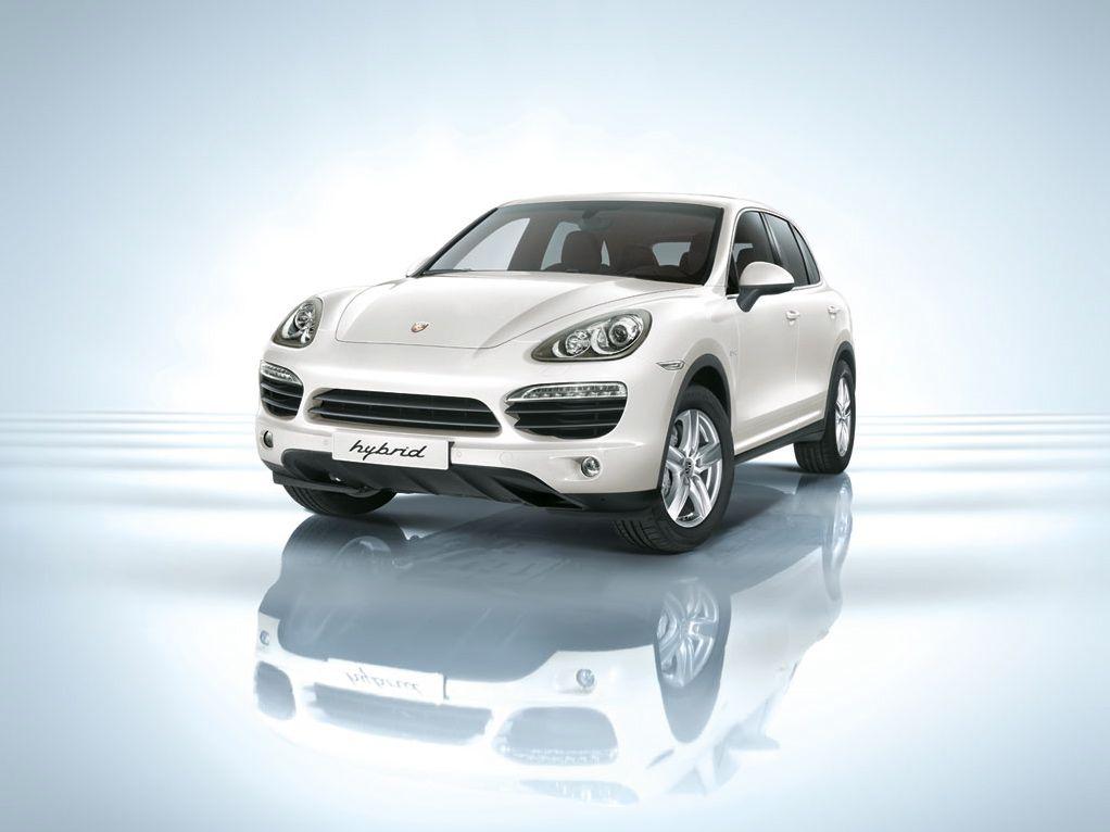 Porsche Cayenne S Hybrid (2011)