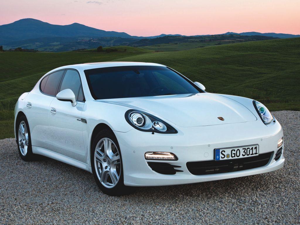 Porsche Panamera Diesel (2011)