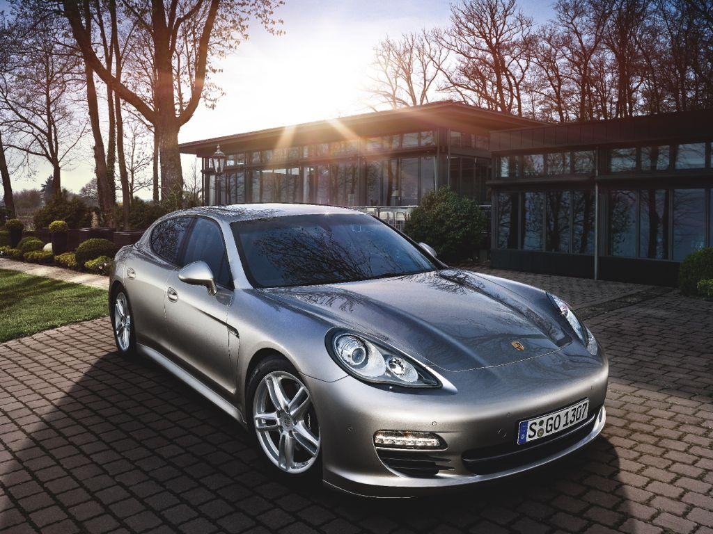 Porsche Panamera (2011)
