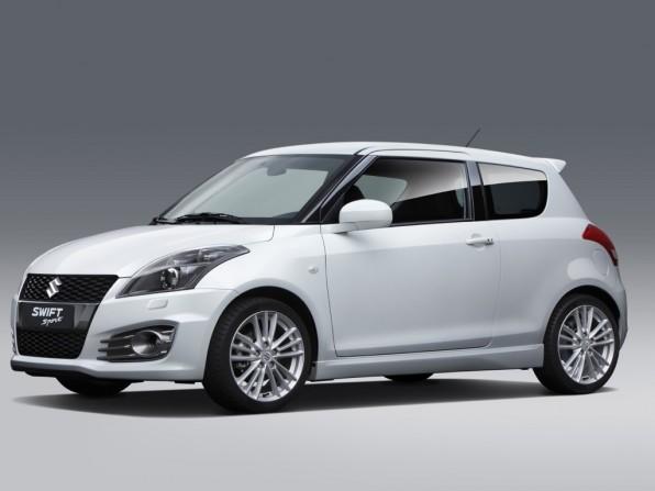 IAA 2011: Neuer Suzuki Swift Sport