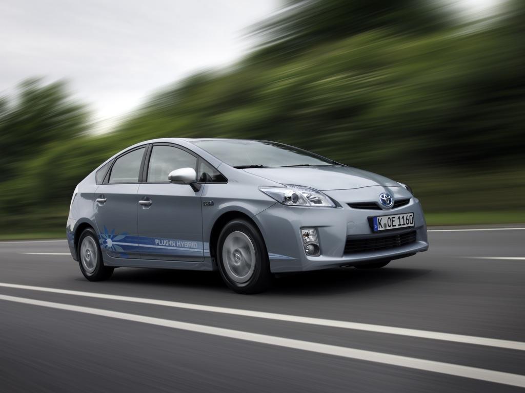 IAA 2011: Neuer Plugin Hybrid von Toyota Prius kommt nach Frankfurt