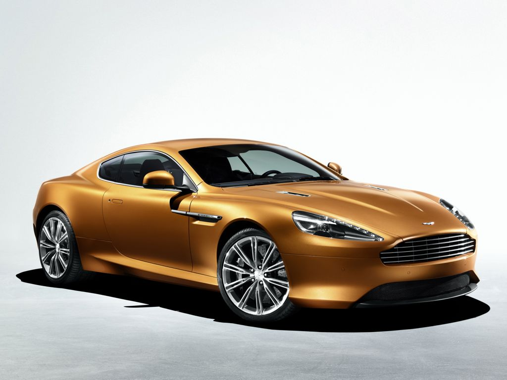 Aston Martin Virage Coupe (2011)