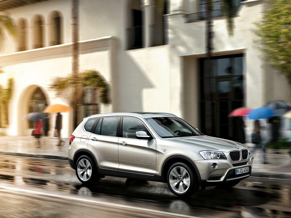 BMW X3 (2011)