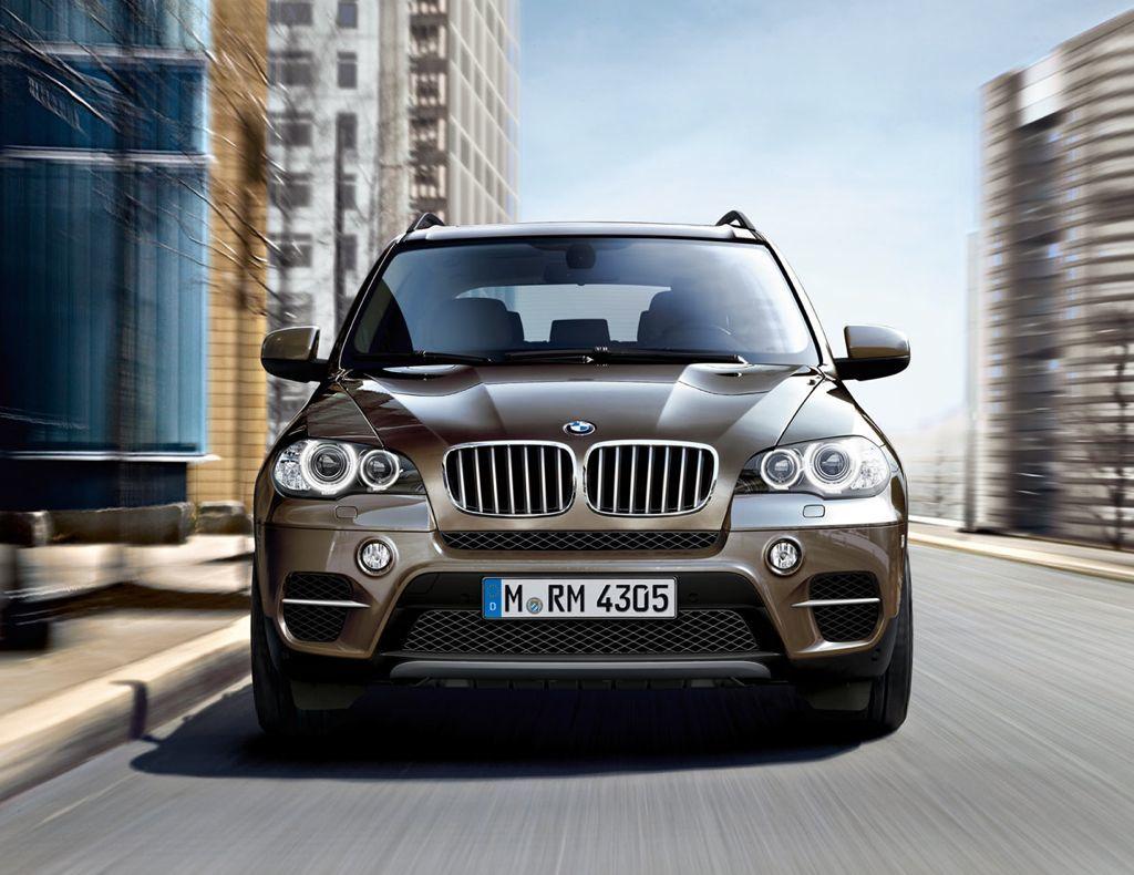 BMW M Внедорожник фото 24.