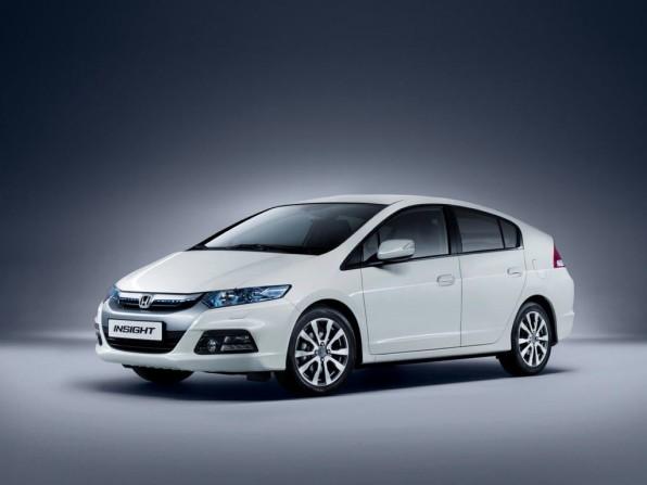 IAA 2011:  Der neue Honda Insight wird aufgewertet