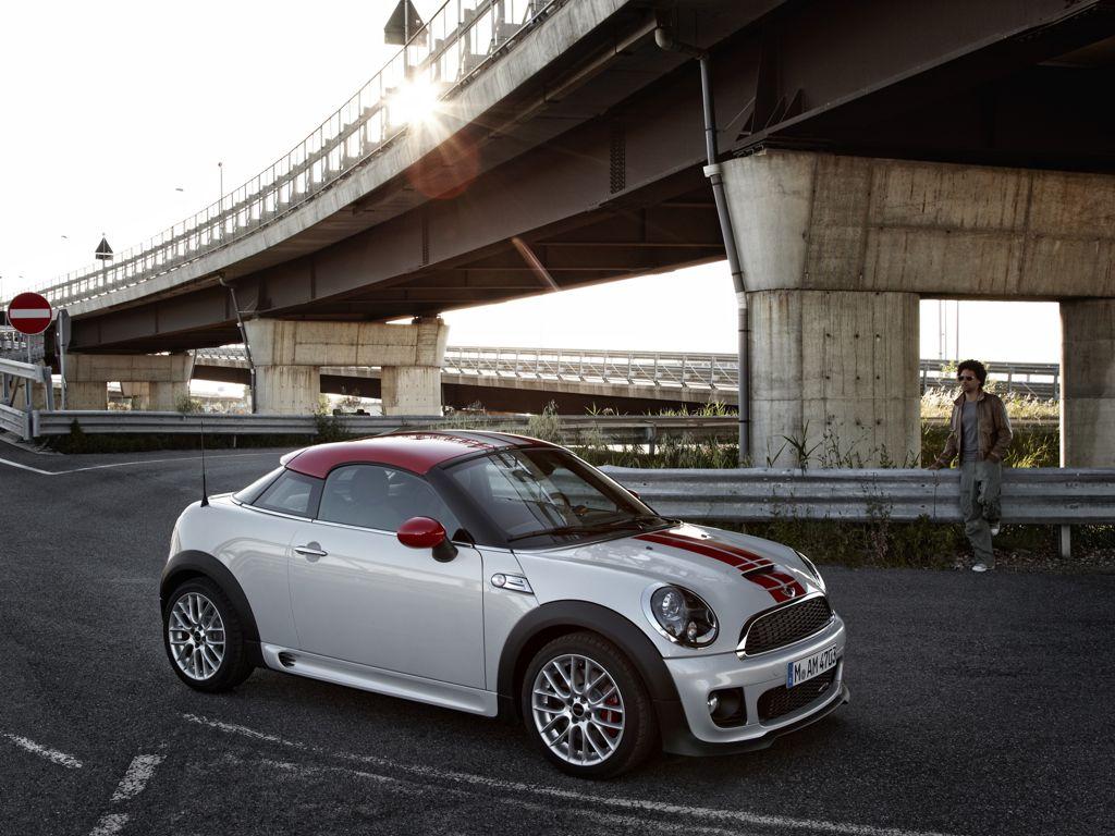IAA 2011: Das neue Mini Coupé ab einem Preis von 21.200 Euro